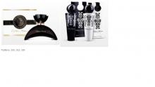Flakony nových luxusních parfémů